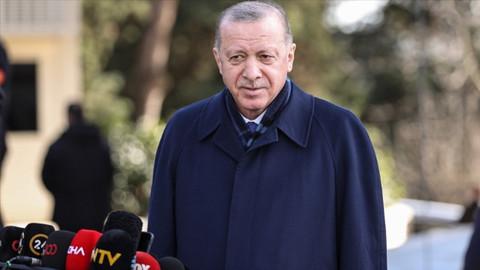 Cumhurbaşkanı Erdoğan: Bir daha Gezi olaylarıyla aynı yere getiremeyecekler