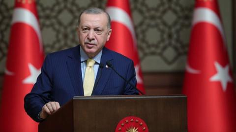 Erdoğan'dan anayasa mesajı: Yeni anayasa için şartlar uygun