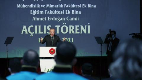 Cumhurbaşkanı Erdoğan: Rahatsız oluyorlar