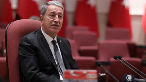 Milli Savunma Bakanı Akar: 48 terörist etkisiz hale getirildi
