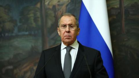 Lavrov: Avrupa'dan hiçbir yere gitmiyoruz!