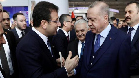 İmamoğlu'nun Erdoğan'dan iki talebi var