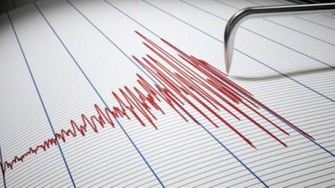 Bingöl'de 4.1 şiddetinde deprem!