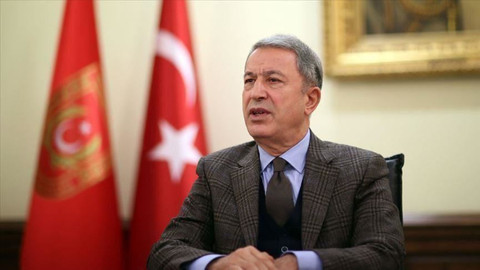 Milli Savunma Bakanı Akar: Teröristler artık iki gece aynı yerde yatamıyorlar