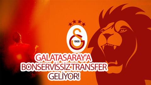 Galatasaray'a bonservissiz transfer geliyor! Sezon sonu işlem tamam...