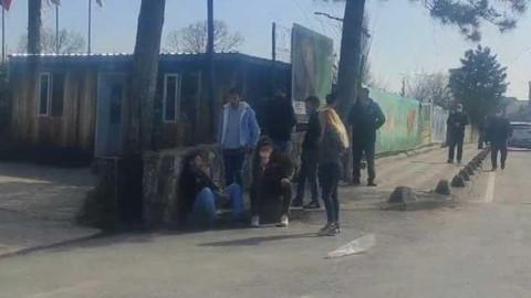 Çekmeköy hayvanat bahçesinde silahlı kavga! 2 kişi öldü