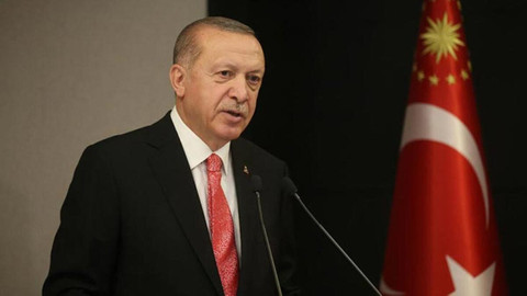 Cumhurbaşkanı Erdoğan: Evlatlarımıza 2053 vizyonunu miras olarak bırakıyoruz