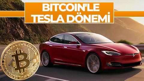 Elon Musk: Artık Bitcoin'le Tesla alabileceksiniz