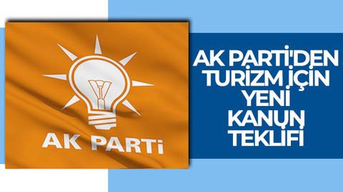 AK Parti'den turizm için yeni kanun teklifi