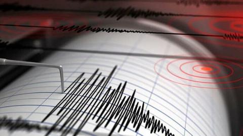 Muğla'da deprem oldu
