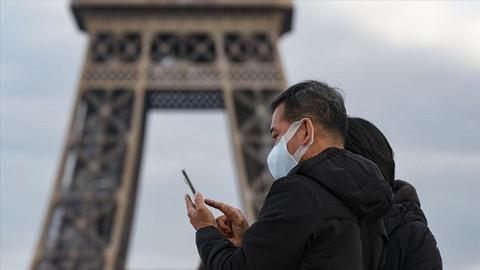 Fransa'da son 24 saatte 210 kişi hayatını kaybetti