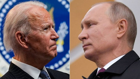 Biden'dan, Putin'e Ukrayna çağrısı