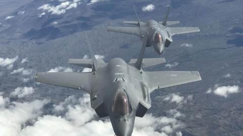 F-35'te çözüm için diyalog başlıyor!