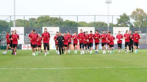 Türkiye'nin EURO 2020 kadrosu belli oldu