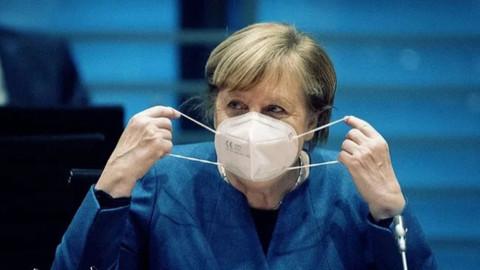 Merkel'den Kovid-19 açıklaması: Gelişmeler son derece sevindirici