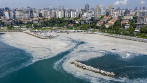 Marmara ve Ege'yi kirletiyor! 'Marmara lağıma dönüşecek'