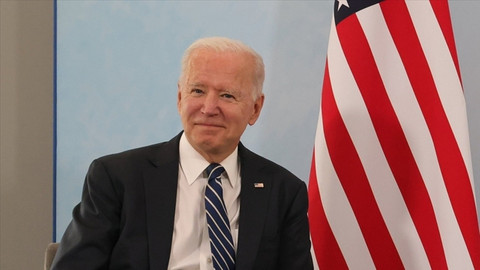 ABD Başkanı Biden, Avrupa'ya mesaj verdi!