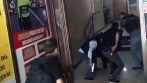 HDP binasına saldıran şahıs tutuklandı