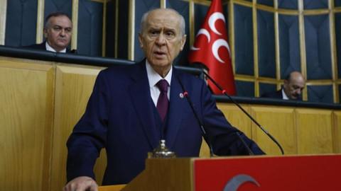 MHP lideri Bahçeli: Üniversite sınavı kaldırılmalı