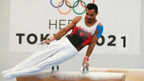 Türkiye cimnastikte ilk olimpiyat madalyasını Ferhat Arıcan'la aldı