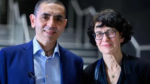 Prof. Dr. Uğur Şahin ile Dr. Özlem Türeci: Aşı geliştirdik fakat hala endişeliyiz