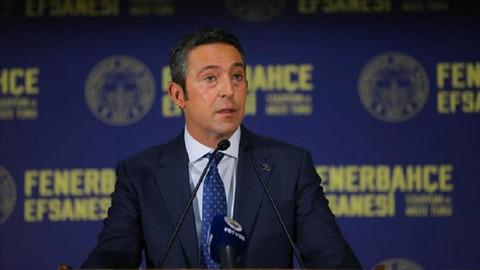 Fenerbahçe Başkanı Ali Koç: Kriz ortamı oluşturup, kongre ümit eden bir kadro var