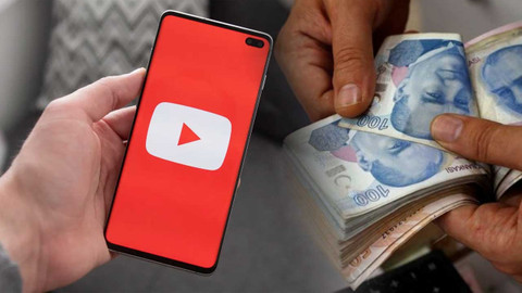 'Youtuber'lara yüzde 15 vergi geliyor! Gelirler nasıl vergilendirilecek?