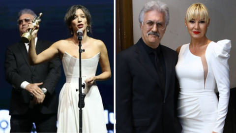 Pınar Altuğ'dan Tamer Karadağlı'ya destek: Kadınlara karşı saygılı, zarif bir adamdır