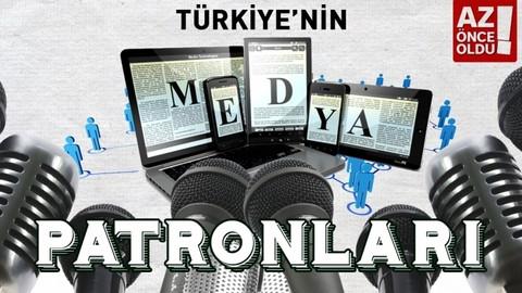 Türkiye'de medya patronları