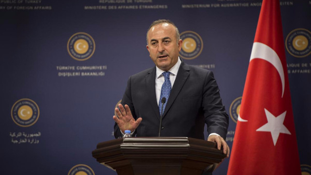 Çavuşoğlu: İsrail'in yaptığı Uluslararası Ceza Mahkemesi'ne taşınmalı