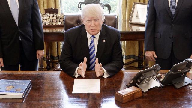 Trump: Çin ve AB çok şımardı