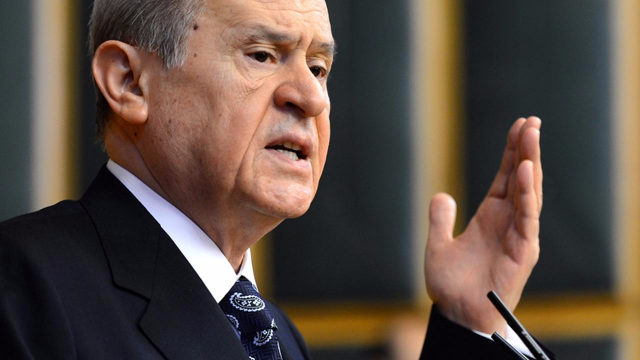 Bahçeli: 5 benzemez Türkiye'yi geri vitese takmak istiyor