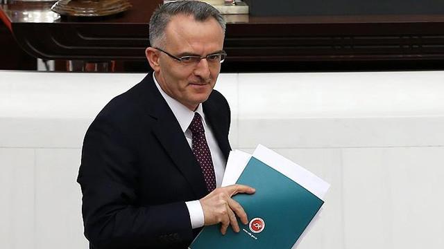 Maliye Bakanı Ağbal'dan 'taşeron' açıklaması