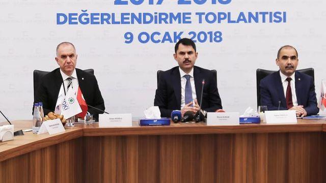 Murat Kurum: Emlak Konut 2018'de 7,2 milyar TL'lik satış ile 1,8 milyar kar hedefliyor