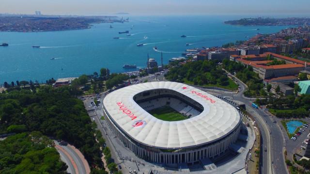 Beşiktaş, Vodafone Park'ın maliyetini KAP'a bildirdi