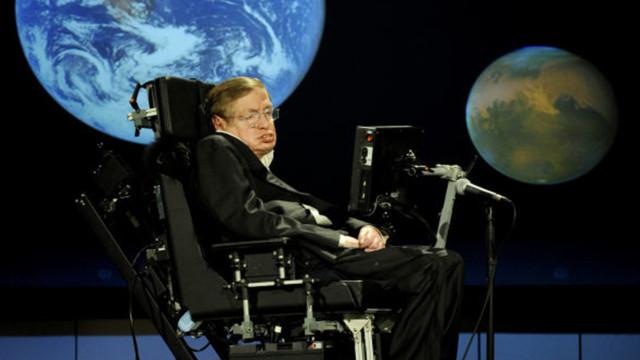 Hawking: İklim değişikliğini reddedenler Venüs'e gitsin