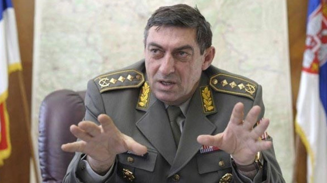 ABD, Sırbistan Savunma Bakanı Dikovic'e vize vermedi