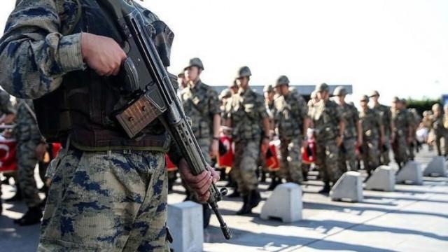 TSK: 2017 yılında 3777 DEAŞ, 3239 PKK'lı terörist etkisiz hale getirildi
