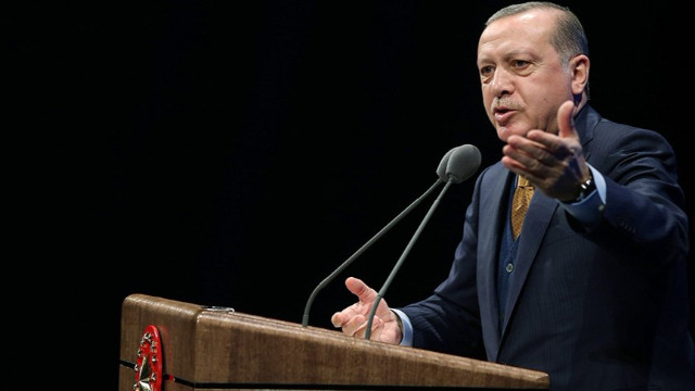 Erdoğan'dan doçentlik açıklaması: Önümüzdeki hafta parlamentoya gönderilecek