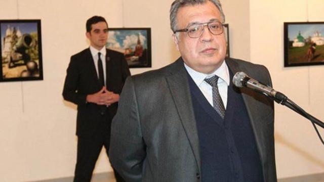 Rusya Büyükelçisi Karlov cinayetiyle ilgili soruşturmada bir kişi daha tutuklandı