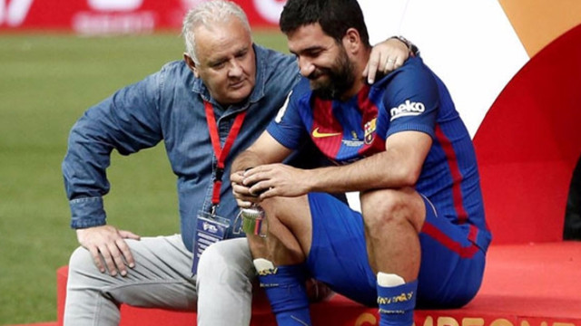 Barcelona'dan Arda Turan ve Başakşehir açıklaması