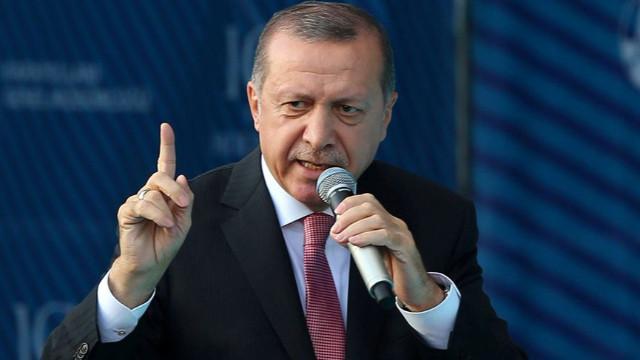 Cumhurbaşkanı Erdoğan: Türkiye'siz atılacak adımların başarılı olma şansı yoktur