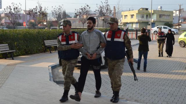 Son dakika Hatay'da DEAŞ operasyonu Hatay'da DEAŞ üyesi 2 terörist yakalandı  Kırkhan haberleri...