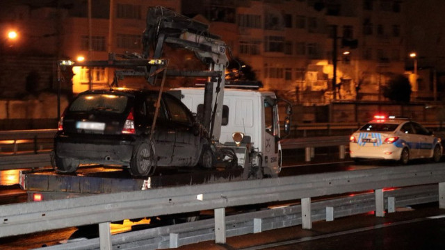 Avrasya Tüneli'nde şüpheli araç alarmı! 1 kişi hayatını kaybetti