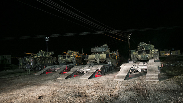 Arşali köyü terör örgütü YPG/PKK'dan arındırıldı