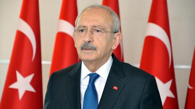 Kılıçdaroğlu'nun  çağrısıyla bayrak seferberliği