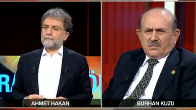 Burhan Kuzu: Kadir Mısıroğlu nezdimde büyük tarihçidir