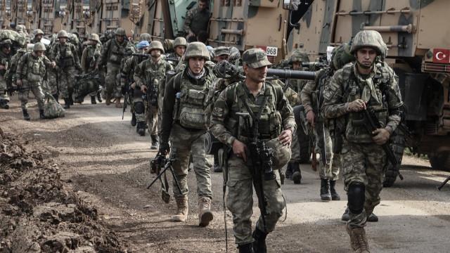 Zeytin Dalı Harekatı kapsamında 3 bin 393 terörist etkisiz hale getirildi