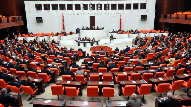 Seçim ittifakı teklifi Meclis'te kabul edildi