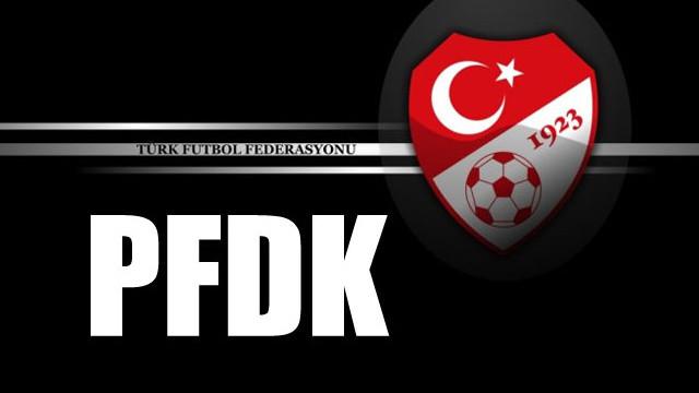 Galatasaray ve Fenerbahçe, PFDK'ya sevk edildi